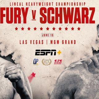 TVPT X-TRA Commentary: Tyson Fury vs Tom Schwarz