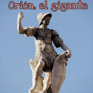 Orión, el gigante