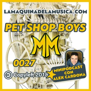 0027 MiniPodcast Con Alex Cardona - La Máquina De La Música
