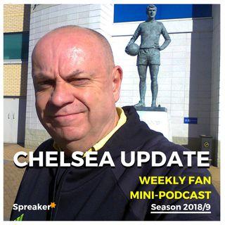 Chelsea Update #79 ( 05/01/19 #CHENOT )