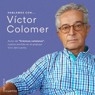 Escribir cuentos de humor, con Víctor Colomer