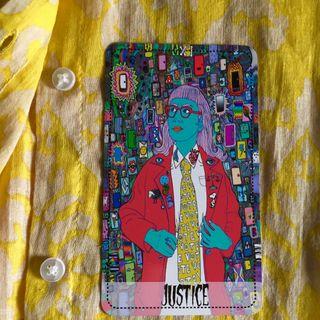 tarot/la giustizia