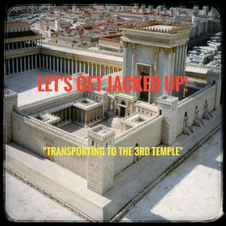 LGJU-Teleporting to the 3rd Temple-3-14-19