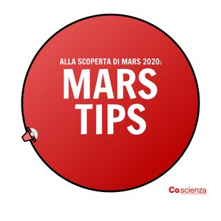 Mars Tips - L'Intelligenza Artificiale su Marte