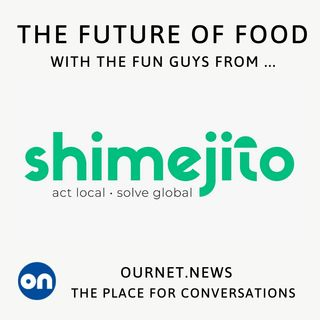 In Conversation with Adriel & Michelle for Shimejito - 'The Future of Food'