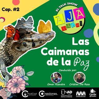 CAP. 2: LAS CAIMANAS DE LA PAZ
