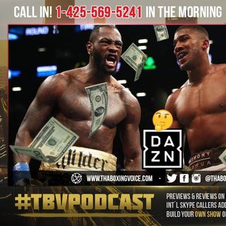 ☎️Deontay Wilder New Offer💰15 Million vs Anyone😱Plus 60/40 vs Anthony Joshua🔥