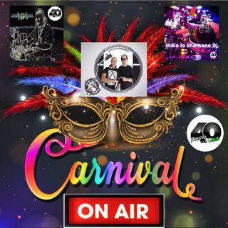 """Radio 40 """"CARNIVAL PARTY SOUND"""" Lunedi 15-02-2021"""