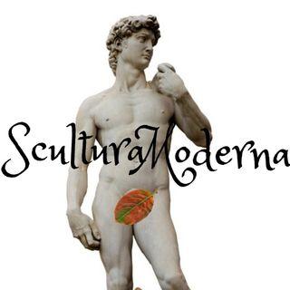 Storia della scultura moderna (in 10 minuti)