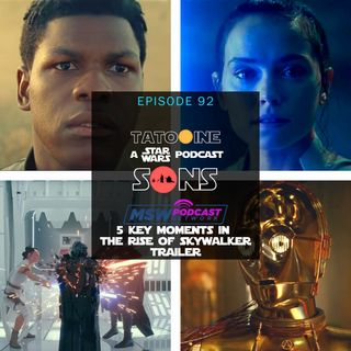 5 Key Moments in The Rise of Skywalker Trailer
