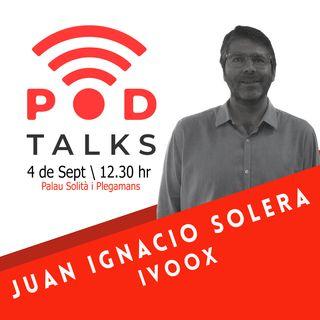 10 años de Podcasting en España, por Juan Ignacio de @iVoox