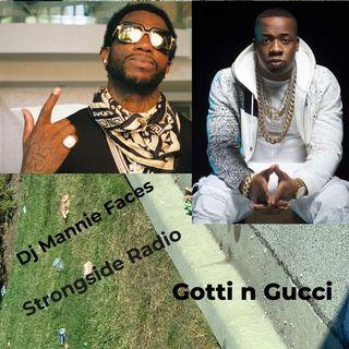 Gotti N Gucci by DJ Mannie Faces