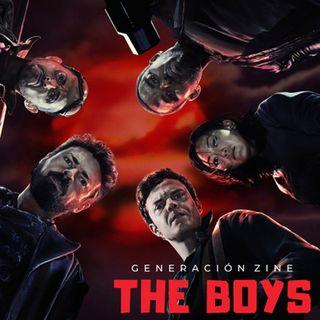 GENERACIÓN ZINE 1x12: The Boys T1