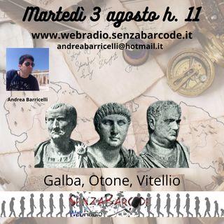 Galba, Otone, Vitellio