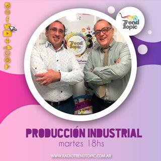 Producción Industrial T1 P1 - Los protagonistas