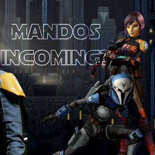 Doing Talking #7: Mandos Incoming?