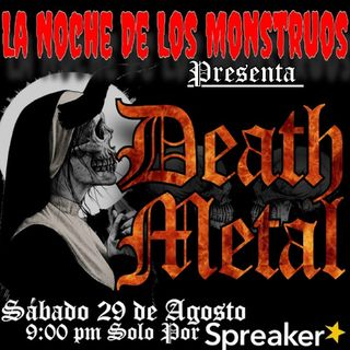 Episodio 13 - Death Metal