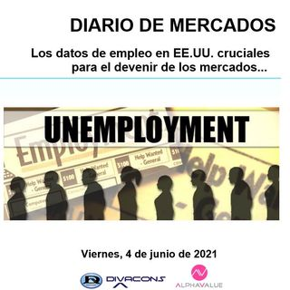 DIARIO DE MERCADOS Viernes 4 Junio
