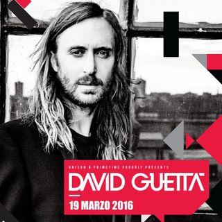 011 David Guetta @ Arena Ciudad de México