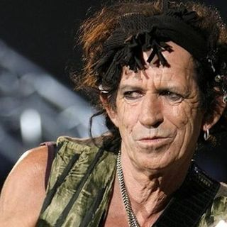 #PDR Episodio 21 - ROLLING STONES (L'immortale Keith Richards) -