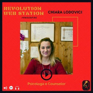 INTERVISTA CHIARA LODOVICI - PSICOLOGA E COUNSELOR