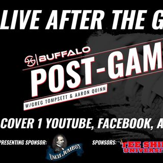 Buffalo Bills VICTORY over New England Patriots Week 8 Post Game Show