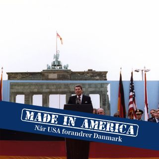 1. Reagan og Murens fald