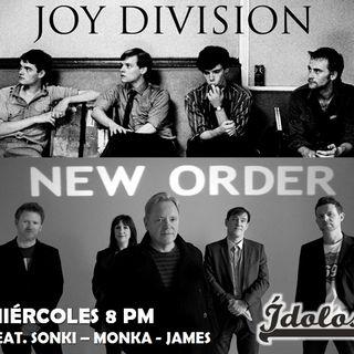 Idolos Joy Division / New Order