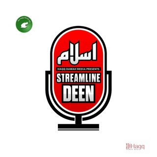 Streamline Deen Cross Over: Haqq Dawah Radio w/ DJ Takbir Khan