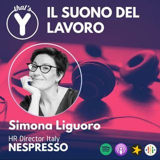 """""""Il Suono del Lavoro"""" con Simona Liguoro NESPRESSO"""