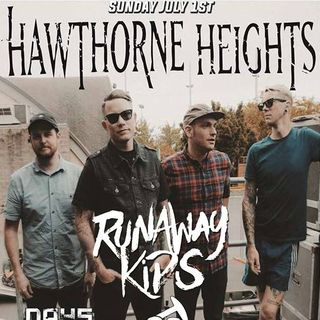 INTERVIEW:  Hawthorne Heights!