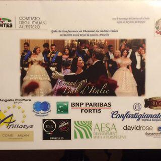 Belgio: Speciale Grand Bal d'Italie - ComItEs