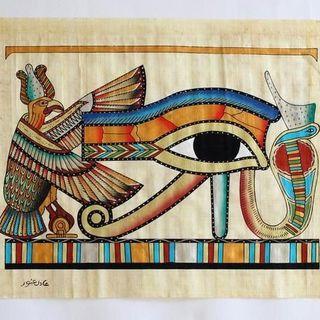 Occhio di Horus - Il Simbolo - CONOSCENZA e CONSAPEVOLEZZA INTERIORE - Parte I [simboli e archetipi]