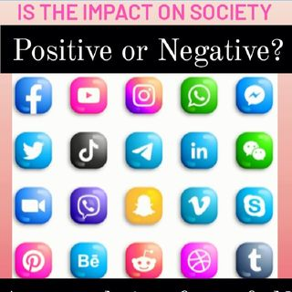 💥SOCIAL MEDIA💥 Is The Impact On Society Positive Or Negative? Episode 43 - All Things Spiritual by Healing Elements