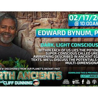 Edward Bynum: Dark/Light Consciousness, Psychic Wisdom of Ancient Egypt