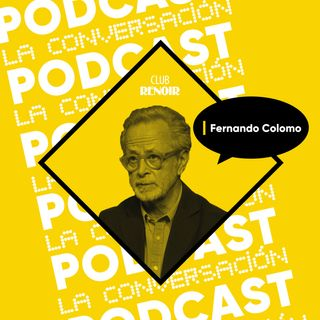Fernando Colomo y 'Antes de la Quema'