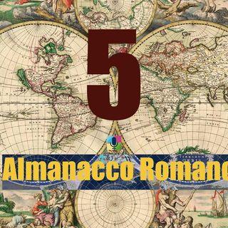 Almanacco romano - 5 agosto