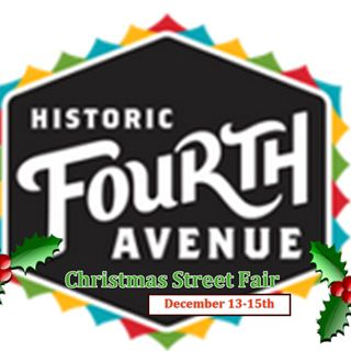 Countyfairgrounds presents - The Fourth Avenue Street Fair XMAS 2019