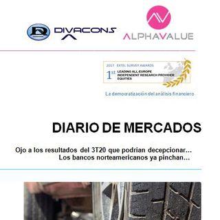 DIARIO DE MERCADOS Jueves 15 Oct
