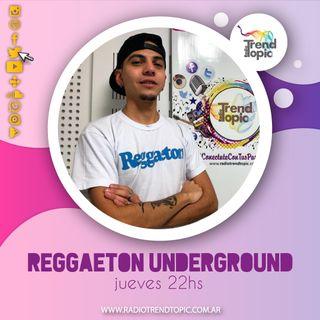 Underground Reggaeton - T1P2 Historia del Reggaeton parte II