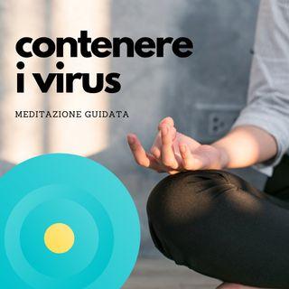 Audio - Contenere i virus - Meditazione Guidata