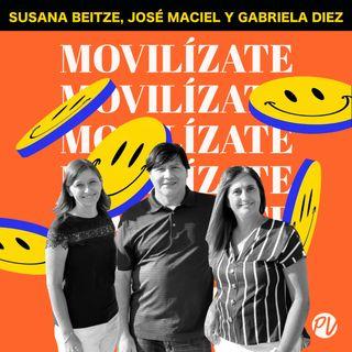 36 - Soltería, ¿Regalo o Fracaso? con Susana Beitze, José Maciel y Gabriela Diez