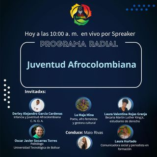 Juventud Afrocolombiana