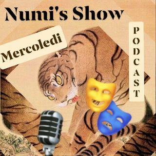 Episodio 23 - Mercoledì - Crescita - Numi's show