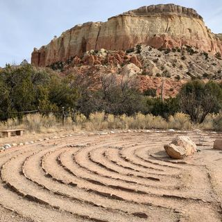 Ghost Ranch in New Mexico - Nancy Mueller on Big Blend Radio