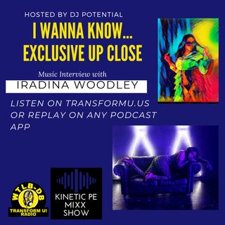 I Wanna Know Music Interview Exclusive with Iradina Woodley