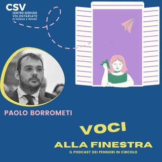 Paolo Borrometi, giornalista di frontiera