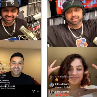 Jay Sean Kiana Lede Join DjPupDawg Weekend Top30 04-11-2020
