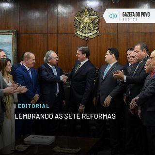 Editorial: Lembrando as sete reformas