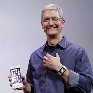 EdH 86 - Apple me provoca vergüenza ajena